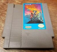 Shadow of the Ninja (Nintendo Entertainment System, 1991) NES GENUINE AUTHENTIC