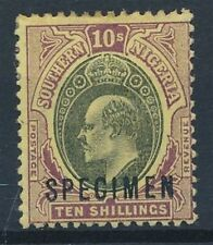 [56375] Southern Nigeria 1903 good SPECIMEN stamp MH Very Fine