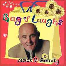 Noel V. Ginnity - A Bag Of Laughs | NEW & SEALED CD (Irish Comedy)