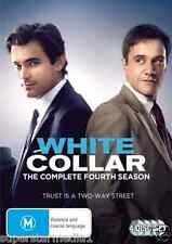 White Collar Season 4 : NEW DVD