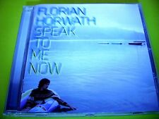 FLORIAN HORWATH - SPEAK TO ME NOW / NEU | 5,55 € Austropop Shop 111austria