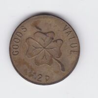PS goods value 2 p 2p token  H-462