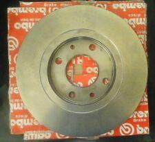 Renault 21 2.1D 2.1TD front Brake Discs 244mm NBD115 PAIR