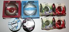 NEW Lot of (10) Glade Refillable Candle Holder + Scented Oil Candles Clean Linen