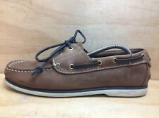 Wrangler Mens Shoes nubuck Deck Moccasin Flat Trainers Lightweight UK 9 Eu 43