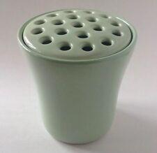 Southern Living At Home Arrange It Easy Vase Flower Frog SLAH Green Ceramic