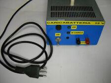 Caricabatteria elettronico per batterie auto da 12 Volt  auto epoca e vintage