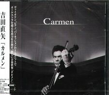 Naoya Yoshida - Carmen - Japan SACD CD - NEW - J-POP - 20Tracks