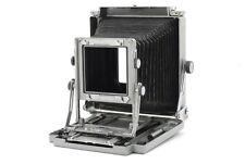 【EXC++++】 Toyo Field 4 3/4 X 6 1/2 Camera Body w/4X5 Back Glass From Japan 269