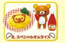 Re-ment San-x  Rilakkuma Dararin warm Dishes Gohan rement kitchen Miniature No.3