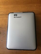 WD My Passport Hard Drive Used