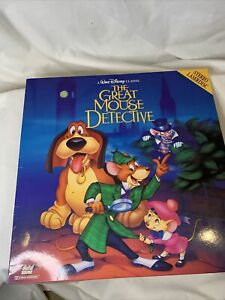 WALT DISNEY'S The Great Mouse Detective Laserdisc