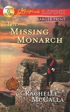 Love Inspired LP The Missing Monarch by Rachelle McCalla