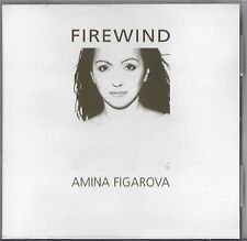 Amina Figarova - Firewind   cd. (recorded in The Netherlands)