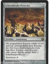 1 x lebenddraht-látigo-Magic - (Scars of sitiado) artefacto equipamiento Rare