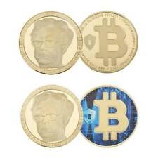 Bitcoin BTC Coin Commemorative Coins Physical Bitcoins Casascius Bit Collection