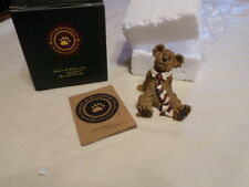 "Boyds Bears & Friends "" Mr. Windsor.All Tied Up "" Lnib 1St Edition"