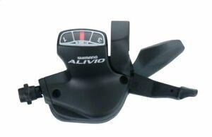 Shimano Alivio Left Shifter - 3-speed Rapid Fire Trigger - SL-M410