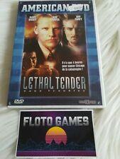 DVD ZONE 2 FR : Lethal Tender - Gary Busey Kim Coates - Action - Floto Games