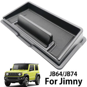 For Suzuki Jimny Sierra 2019-2021 Storage Box Tray Phone Holder Center Console
