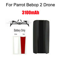 3100mAh LIPO Polymer Battery Rechargeable For Parrot Bebop 2 Drone Accessories