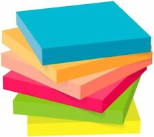 PREMIUM Coated Acrylic Special Assorted Colour Sticky Multicoloured Sketch Pad