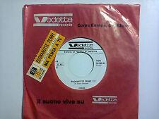 I Pooh / Giorgio Gaber – Disco Vinile 45 giri edizione Juke Box +Stickers