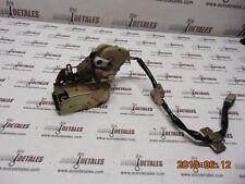 Honda CRV door lock mechanism rear right side RHD used 2003