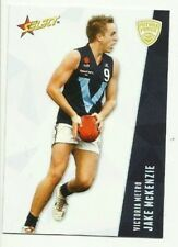 2012 AFL SELECT FUTURE FORCE VICTORIA METRO JAKE McKENZIE #67 CARD FREE POST