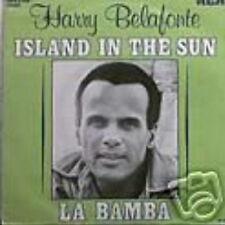 HARRY BELAFONTE 45 TOURS BELGIQUE ISLAND IN THE SUN