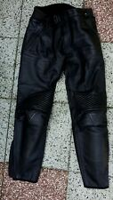 Dainese Mens Leather motorbike trousers