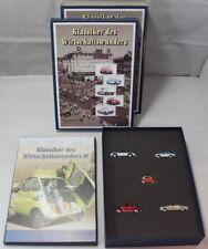BUB 1:87 Klassiker II 2002 - Nr. 1185/3000 inkl. Briefmarken & ESt rar OVP #A09