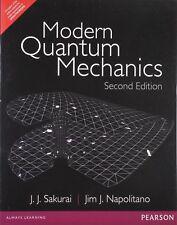 Modern Quantum Mechanics, 2nd ed. by J.J. Sakurai & Jim J. Napolitano
