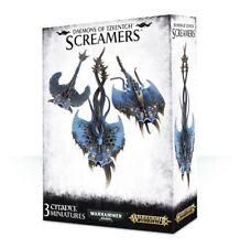 Warhammer 40k - Age Of Sigmar - Screamers - Daemons - Free SHIPPING BNIB