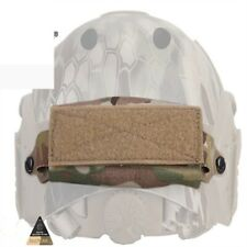 Airsoft Paintball Combat Helmet Military Pouch Counterweight Fast Rear Accessory