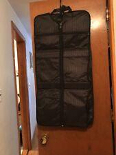 Atlantic Black Garment Carrier/Bag