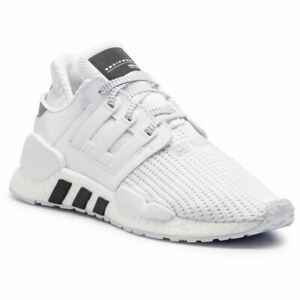 Adidas EQT Support Men's Trainers Casual Sneakers White Sports Shoes
