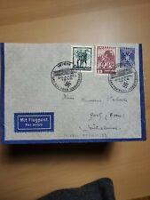 GERMAN AUSTRIA COVER 1938 AUSTRIAN STAMPS