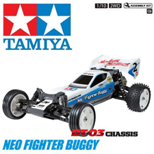 Tamiya 58587 Neo Fighter Buggy DT-03 Off Road w/ESC Radio Control 1:10 Scale Kit