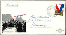 Netherlands 1970 Liberation 25th Anniv FDC First Day Cover #C27432
