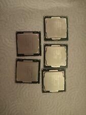 Lot Of 5 Intel I3 7100 Cpus