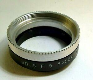 Tiffen series 5 V 30.5mm to 512 Adapter filter holder Ring for Vito Voigtländer