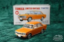 [TOMICA LIMITED VINTAGE LV-79b 1/64] DATSUN BLUEBIRD 1600 SSS 1972 (Orange)