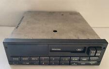 1994-97 Ford Mustang OEM AM/FM Cassette Radio:Premium Sound F4ZF19B132AC