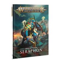 Battletome: Seraphon - Warhammer Age of Sigmar - Brand New!