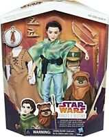 Star Wars Forces of Destiny Endor Adventure Princess Leia & Wicket - New