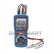 CEM DT-5302 Digital High-Accuracy Kelvin 4-Wires Small Resistance Milliohm Meter