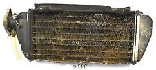 HUSQVARNA WR 250 anno 1991-RADIATORE radiatore acqua con coperchio