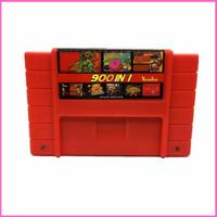 DIY 900 in 1 Super China Remix Game Card For 16 Bit Game Console Game Cartridge