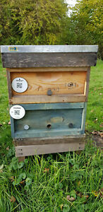 """Upstairs Downstairs hive  """"Split Kit""""..  so simple ..  Patent Published"""